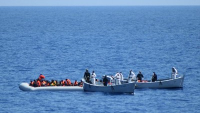 40 Dead as Migrants Suffocate in 'Water, Fuel, and Human Excrement' Off Libyan Coast