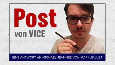 """Eine Antwort auf die """"Post von Jeannée"""" zum Amnesty International-Report"""
