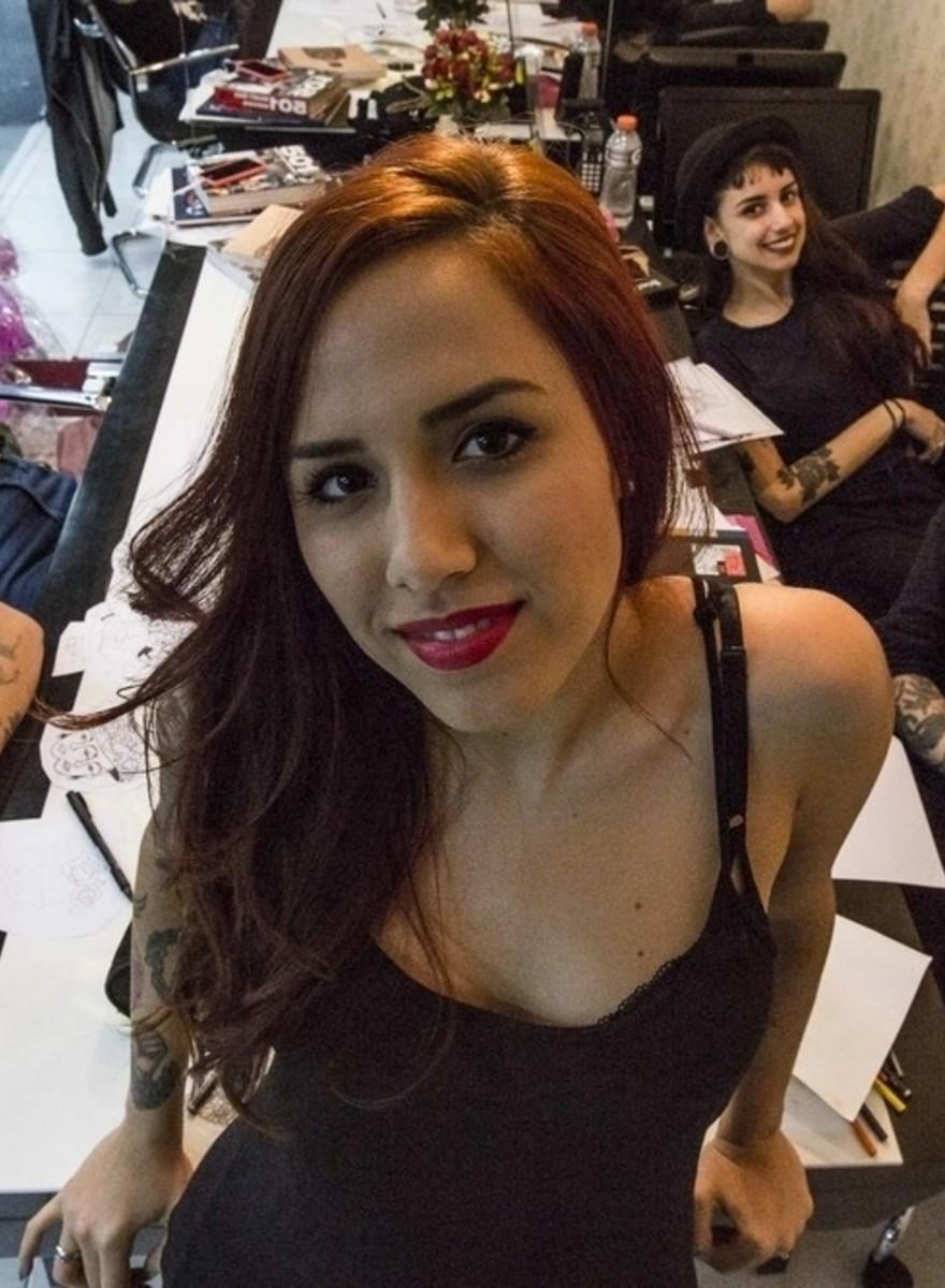 Conoce a las chicas detrás del estudio de tatuajes exclusivo para mujeres de São Paulo