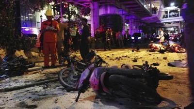 Reports of Huge Explosion in Thai Capital of Bangkok