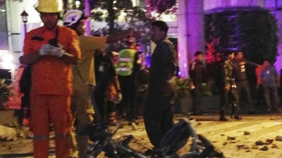 Reports Claim There's Been a Huge Explosion in the Thai Capital of Bangkok