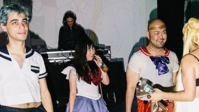 The Nu-Kawaii Club Kids of the World's First Sailor Moon Afterparty