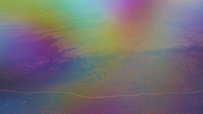Psychedelische foto's van de Australische outback