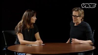 VICE Talks Film mit Kevin Bacon