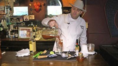 Cum să faci un Bloody Mary ca la carte