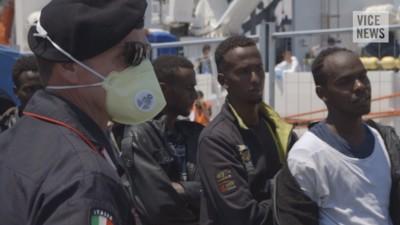 Europe Or Die: Menschenschmuggel in Sizilien