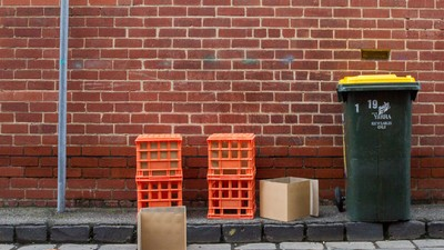 What's Behind Melbourne's Love Affair With the Milk Crate?