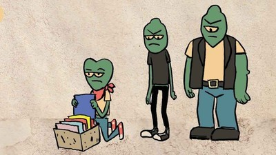 Der letzte Blobby-Boys-Comic