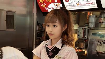 """Die taiwanesische """"McDonald's-Göttin"""" ist das neueste Sexsymbol des Internets"""