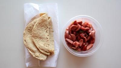 Obědy mexickejch kancelářskejch krys