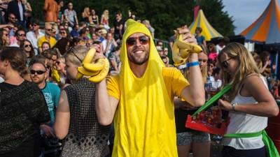 Hoor jij eigenlijk wel thuis op een festival?