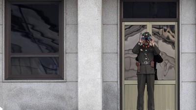 Nordkorea und Südkorea haben angefangen, aufeinander zu feuern