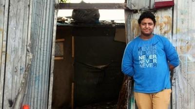 Deze 17-jarige jongen vecht tegen de ontruiming van de oudste sloppenwijk van Frankrijk