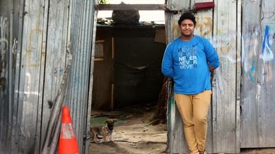 Jozsef a 17 ans et il ne veut pas être expulsé du plus vieux bidonville de France