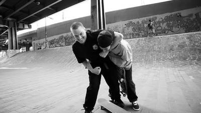 Vom Skater zum Söldner: Erik Munday