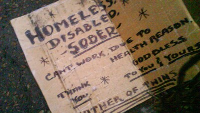 Panhandlers in Windsor, Canada Have Unionized