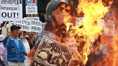 North Korea Has Declared a 'Semi-State of War' with South Korea