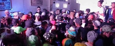 Relatos de Uma Noite Horrível num Soundsystem da Favela do Sapo