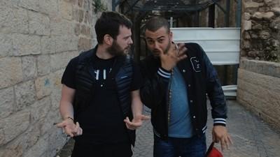 První palestinský sex symbol?