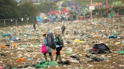 Necesitamos dejar de matar el planeta cada que vamos a un festival de música