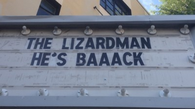 Reptile Dysfunction: I Tried to Find South Carolina's Famed Lizard Man