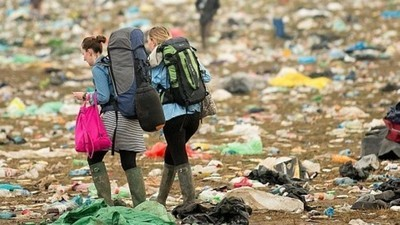 We Need to Stop Killing the Planet Every Time We Go to a Music Festival