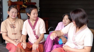 Visiting the Massage Parlor in Thailand That Only Employs Ex-Cons
