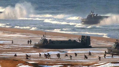 50 North Korean Submarines Have Reportedly Vanished in an 'Unprecedented' Deployment