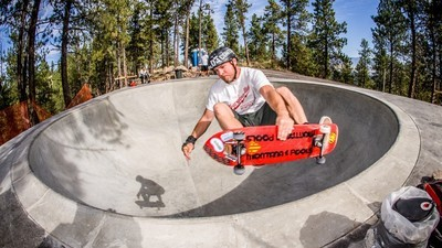 Pearl Jam's Bassist Has Personally Funded More Than a Dozen Skateboard Parks in the Midwest