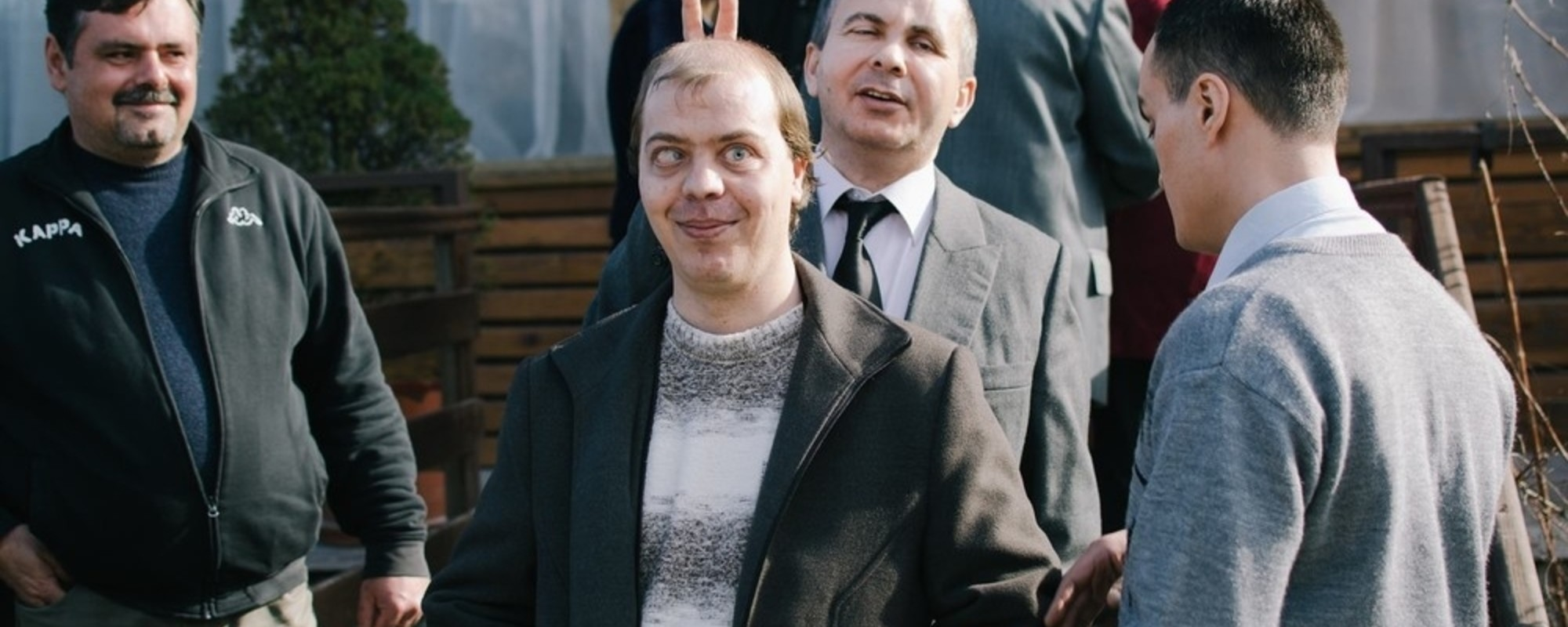 The Blind Photobombing the Blind: The Lives of Romania's Visually Impaired