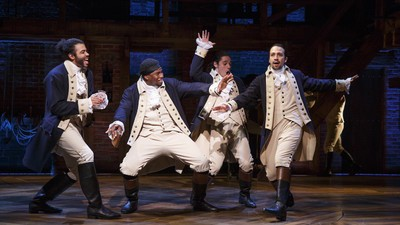 The Best Musical of the Year Is a Hip-Hop Show About Alexander Hamilton
