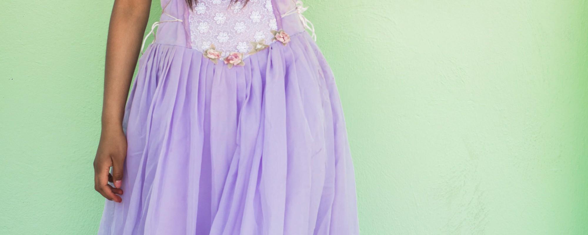Vestidas para morir: chicas repudian los feminicidios de Ecatepec