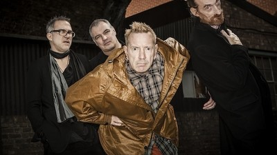 Anarchy in the US: Johnny Rotten Is Now an American Citizen