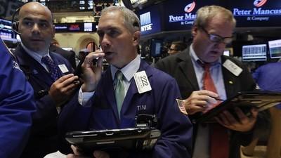 Dow Jones Rebounds After China's 'Black Monday' Triggers Financial Panic