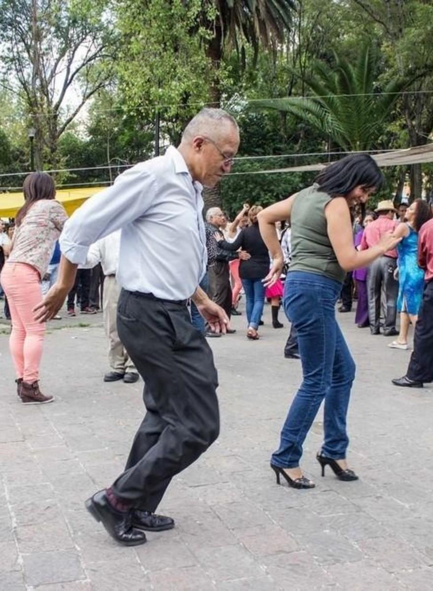 Os Fabulosos Aposentados Dançarinos da Cidade do México
