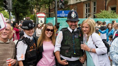 A New Anti-Police Harassment App Is Being Released Just in Time for Notting Hill Carnival