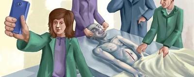 Dissections, graisse d'aisselle et selfies macabres : la vie d'un étudiant en médecine