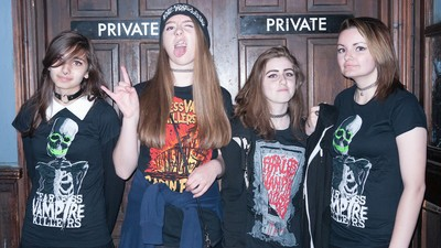 The British Band Responsible for a Whole New Kind of Teen Goth Subculture