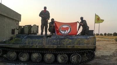 """""""Ich war bereit, dort zu sterben"""" – Ein deutscher Linker im Kampf gegen den Islamischen Staat"""