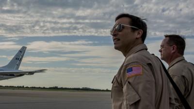 Inside NASA's Giant Flying Laboratory