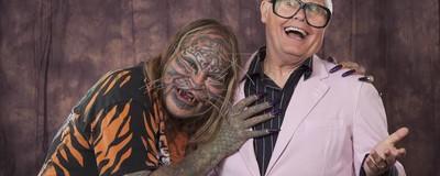 Talent Agent Chuck Harris Turns Freakshows Into Stars