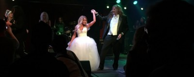 Sebastian Bach Charged People €155 to Attend His Wedding Reception, and It Was Worth Every Penny
