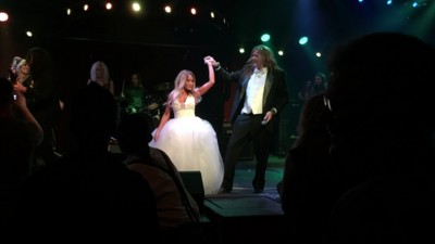 Sebastian Bach Charged People $175 to Attend His Wedding Reception, and It Was Worth Every Penny
