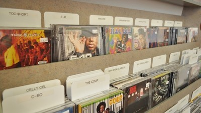 Welcome to Park Boulevard, the Record Store Betting You'll Buy Overlooked Rap Tapes in the Internet Era