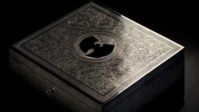 Blijkbaar wil niemand het Wu Tang-album van 5 miljoen dollar kopen