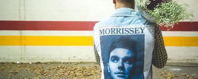 Conoce al tipo que dice ser el fan más triste de Morrissey