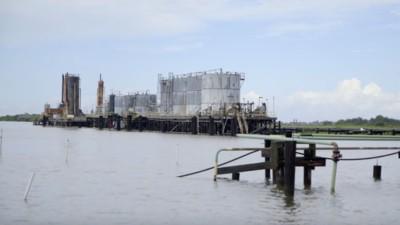 L'erosione costiera in Louisiana - Trailer