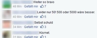 Einige Reaktionen auf die toten Flüchtlinge auf der österreichischen A4