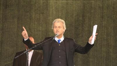 Geert Wilders zou moeten dimmen met haten op Saoedi-Arabië
