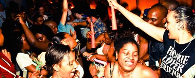 Meeting the Heatwave, the UK's Biggest Bashment Raving Crew
